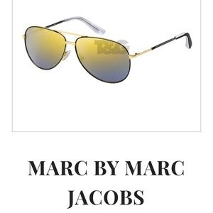 MARC by MARC JACOBS MMJ 227/S Mirrored Aviator 🕶